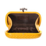 Clutch_Bottega_Veneta_knot_leather_yellow-2