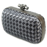 Clutch_Bottega_Veneta_knot_satin_d.grey-1