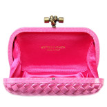 Clutch_Bottega_Veneta_knot_satin_pink-2
