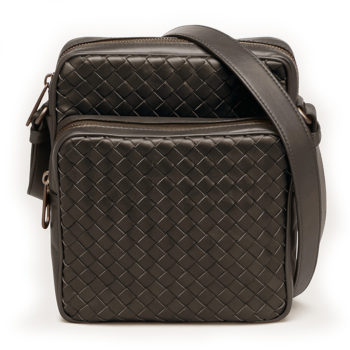 Bottega Veneta Crossbody Messenger 11420 Coffee a386edf8285